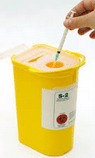 Needle Disposal Unit