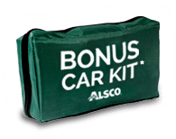Bonus Car Kit