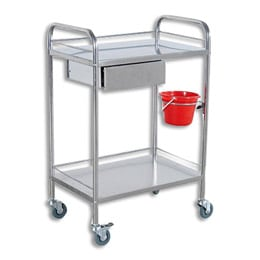 Medical Trolley Small 600x400x800mm