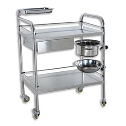Medical Trolley Large 700x500x800mm