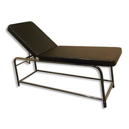 Medical Examination table with Adjustable Back 1900x600x680mm