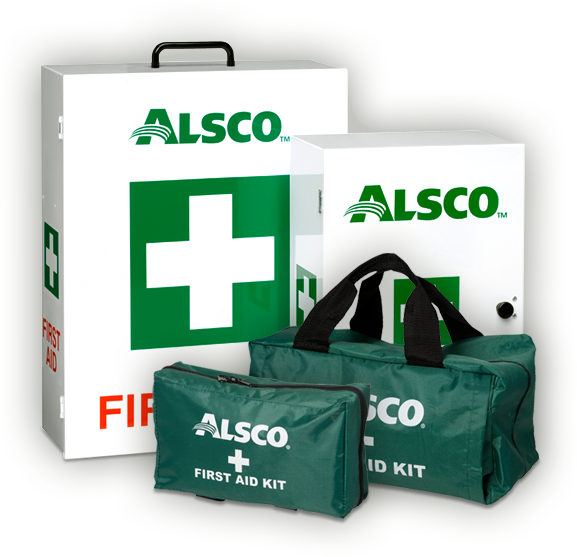 Alsco First Aid Kits