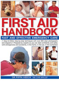 First Aid Handbook by Pippa Keech