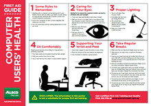 First Aid Guide for Computer Users